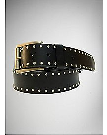 Gold Nail Stud Belt
