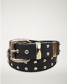 Cone Studded Belt