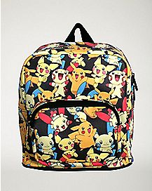 Electric Pokemon Mini Backpack