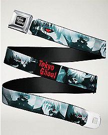 Kaneki Ken Seatbelt Belt - Tokyo Ghoul