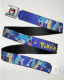 Gyarados Seatbelt Belt - Pokemon