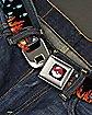 Sun and Moon Starters Seatbelt Belt - Pokemon