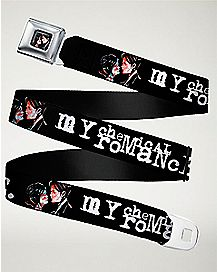 My Chemical Romance Seatbelt Belt