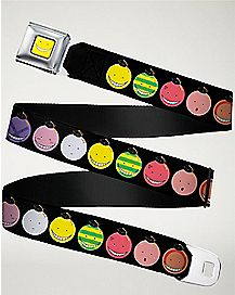 Korosensei Emotions Seatbelt Belt - Assassination Classroom