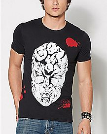 Face Jojo's Bizarre Adventure T Shirt