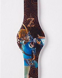 Breath of the Wild LED Watch - The Legend of Zelda
