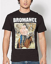 Bromance Putin and Trump T Shirt