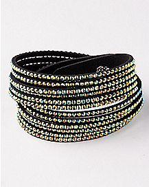 Cz Multi-Row Bracelet