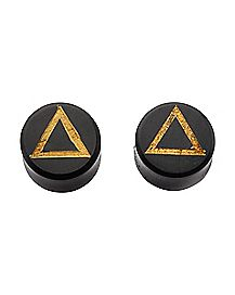 Triangle Detail Wood Plugs
