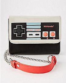 Nintendo NES Controller Crossbody Bag