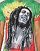 Bob Marley Tie Dye T Shirt