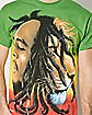 Rasta Lion Bob Marley T Shirt