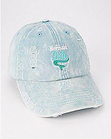 Mermaid Life Dad Hat