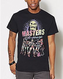Masters Of The Universe T Shirt