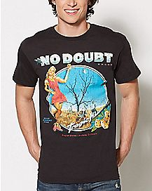Tragic Kingdom No Doubt T Shirt