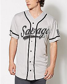 Savage Baseball Jersey