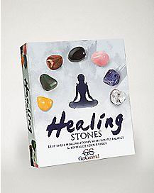 Healing Stones Kit - 8 oz.