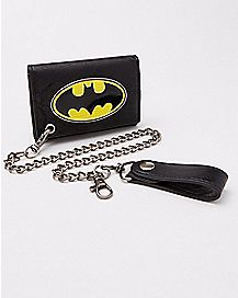 Batman Chain Wallet - DC Comics