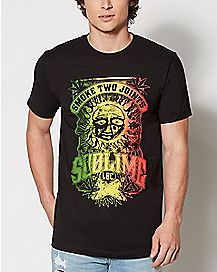 Rasta Sublime T Shirt
