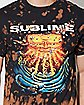 Bleach Design Sublime T Shirt