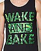 Wake and Bake Tank Top