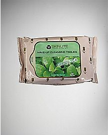 Green Tea Cleansing Face Wipes