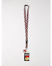 Pokeball Lanyard - Pokemon
