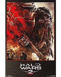 Atriox Poster - Halo Wars 2