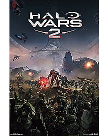 Key Art Poster - Halo Wars 2