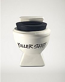 Killer Shit Storage Jar - 3 oz.
