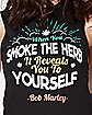 Reveal Yourself Bob Marley Tank Top