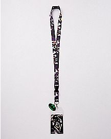 Batman and The Joker Lanyard - DC Comics