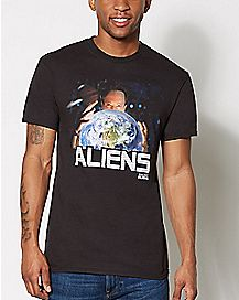 Ancient Aliens T Shirt