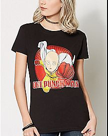 One Punch Man T Shirt