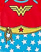 Caped Wonder Woman Baby Bodysuit - DC Comics