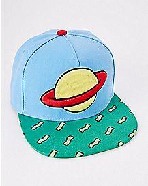 Rugrats Chuckie Shirt Snapback Hat - Nickelodeon