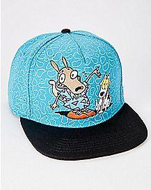 Rocko's Modern Life Snapback Hat - Nickelodeon