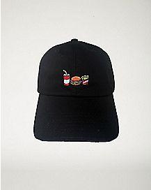 Fast Food Dad Hat