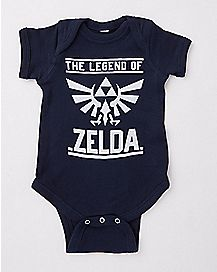Triforce Bodysuit - The Legend of Zelda