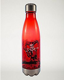 Harley Quinn Water Bottle - DC Comics