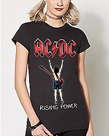 Rising Power ACDC T Shirt