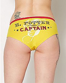 Quidditch Panties 2 Pack - Harry Potter