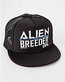 Ancient Aliens Breeder Trucker Hat