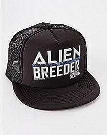 Ancient Aliens Breeder Trucker Hat