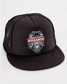 Harambe Trucker Hat