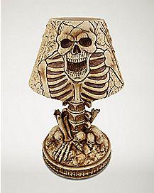 LED Skull Lamp