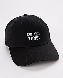Gin and Tonic Dad Hat