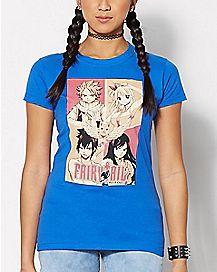 Group Fairytail T Shirt