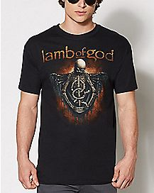 Lamb Of God T Shirt