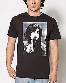 Live Amy Winehouse T Shirt